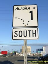 ALASKA HWY 1 #232 - © Cameron Bevers