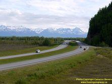 ALASKA HWY 1 #246 - © Cameron Bevers