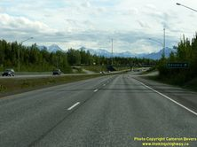 ALASKA HWY 1 #253 - © Cameron Bevers