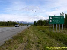 ALASKA HWY 1 #299 - © Cameron Bevers