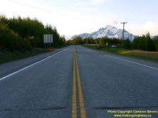 ALASKA HWY 1 #314 - © Cameron Bevers