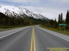 ALASKA HWY 1 #398 - © Cameron Bevers