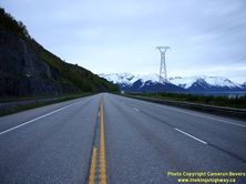 ALASKA HWY 1 #428 - © Cameron Bevers