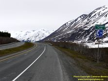 ALASKA HWY 1 #434 - © Cameron Bevers