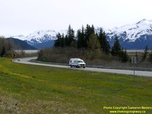 ALASKA HWY 1 #456 - © Cameron Bevers