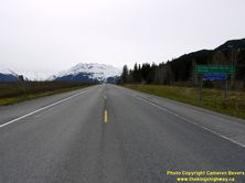 ALASKA HWY 1 #458 - © Cameron Bevers