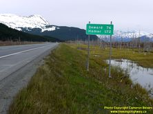 ALASKA HWY 1 #460 - © Cameron Bevers