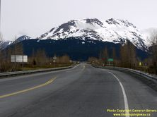 ALASKA HWY 1 #466 - © Cameron Bevers