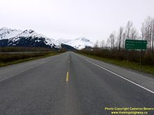 ALASKA HWY 1 #476 - © Cameron Bevers