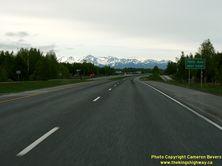 ALASKA HWY 1 #523 - © Cameron Bevers