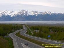ALASKA HWY 1 #539 - © Cameron Bevers