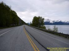 ALASKA HWY 1 #593 - © Cameron Bevers