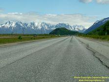 ALASKA HWY 1 #66 - © Cameron Bevers