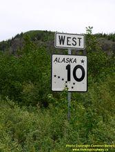 ALASKA HWY 10 #18 - © Cameron Bevers