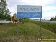 ALASKA HWY 2 #20 - © Cameron Bevers