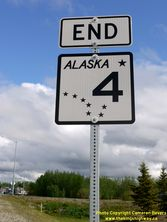ALASKA HWY 2 #33 - © Cameron Bevers