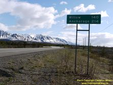 ALASKA HWY 3 #9 - © Cameron Bevers
