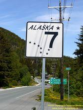 ALASKA HWY 7 #35 - © Cameron Bevers