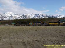 ALASKA HWY 8 #1 - © Cameron Bevers