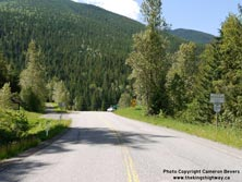 BRITISH COLUMBIA HWY 31A #11 - © Cameron Bevers