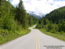 BRITISH COLUMBIA HWY 31A #14 - © Cameron Bevers