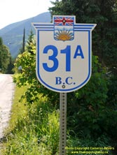 BRITISH COLUMBIA HWY 31A #1 - © Cameron Bevers