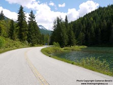 BRITISH COLUMBIA HWY 31A #24 - © Cameron Bevers