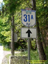 BRITISH COLUMBIA HWY 31A #36 - © Cameron Bevers