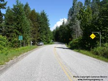 BRITISH COLUMBIA HWY 31A #4 - © Cameron Bevers