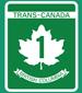 British Columbia Hwy 1 Sign Graphic