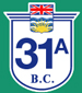 British Columbia Hwy 31A Sign Graphic