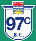 British Columbia Hwy 97C Sign Graphic