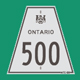 Hyperlink to Hwy 500 to Hwy 519 Index
